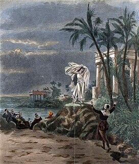 <i>Les pêcheurs de perles</i> opera by Georges Bizet