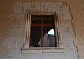 Finestra al castell de Móra de Rubiols.JPG
