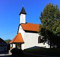 Finkenstein am Faaker See Techanting Filialkirche heilige Radegund 30092011 255.jpg