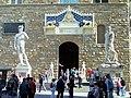 Firenze-palazzo vec entrance.jpg
