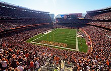 Is First Energy Stadium Not Having Christmas Lights 2021 Cleveland Wikipedia