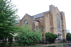 Museum of Black Arkansans and Performing Arts Center - Image: First Baptist Church, Little Rock, AR