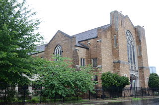 Museum of Black Arkansans and Performing Arts Center historic church in Little Rock, Arkansas, United States