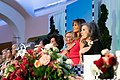 First Lady Melania Trump Attends the Congressional Spouses Luncheon (47804033482).jpg