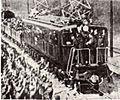 First trial train through Kammon railway tunnel.jpg