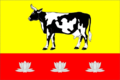 Flag of Krasnopoimovskoe (Villagesmunicipality).png