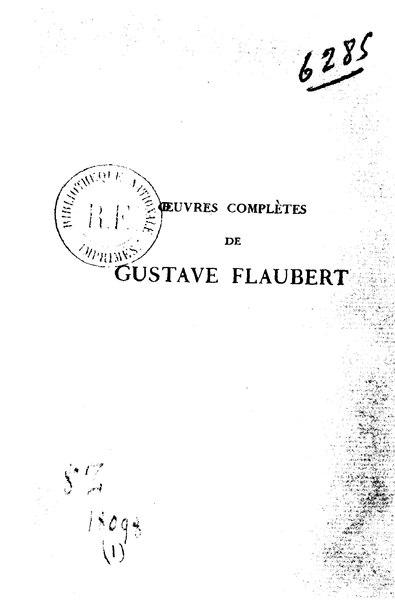 File:Flaubert - Bouvard et Pécuchet, éd. Conard, 1910.djvu