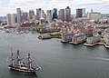 Flickr - Official U.S. Navy Imagery - USS Constitution sails into Boston Harbor.jpg