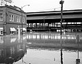 Flooding at the Richmond Train Station (7790613766).jpg