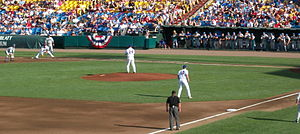 UCLA Bruins baseball - UCLA vs. Florida at 2010 CWS