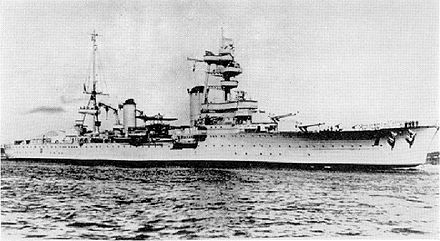 The Foch, a Suffren-class cruiser (as were the Colbert and Dupleix). Foch-1.jpg