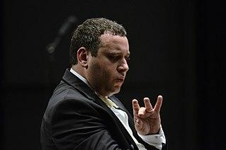 Antonino Fogliani Italian conductor