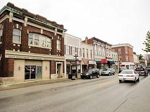 Martinsville, Indiana - Martinsville, Indiana