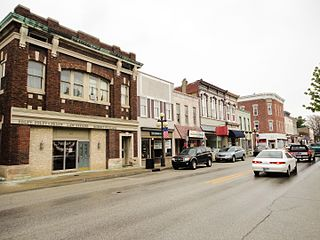 Martinsville, Indiana City in Indiana, United States