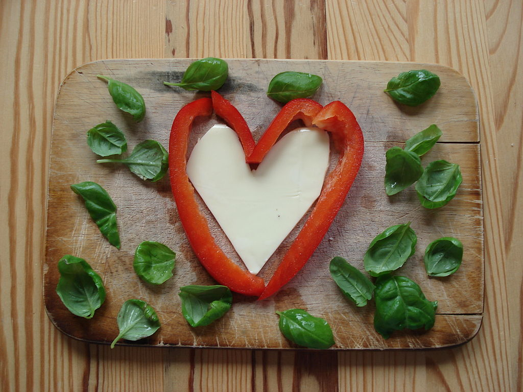 Image result for food and love