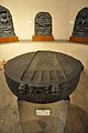 Foot Print - Circa - 11th Century CE - Bodhgaya - Indian Museum - Kolkata 2012-11-16 2038.JPG
