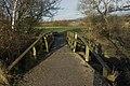 Footbridge on Millennium Way to Scorton - geograph.org.uk - 1670857.jpg