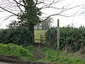 Footpath, near Wordsley, Staffordshire - geograph.org.uk - 375942.jpg