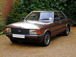 1982 Ford Cortina Mark V 2.0GL