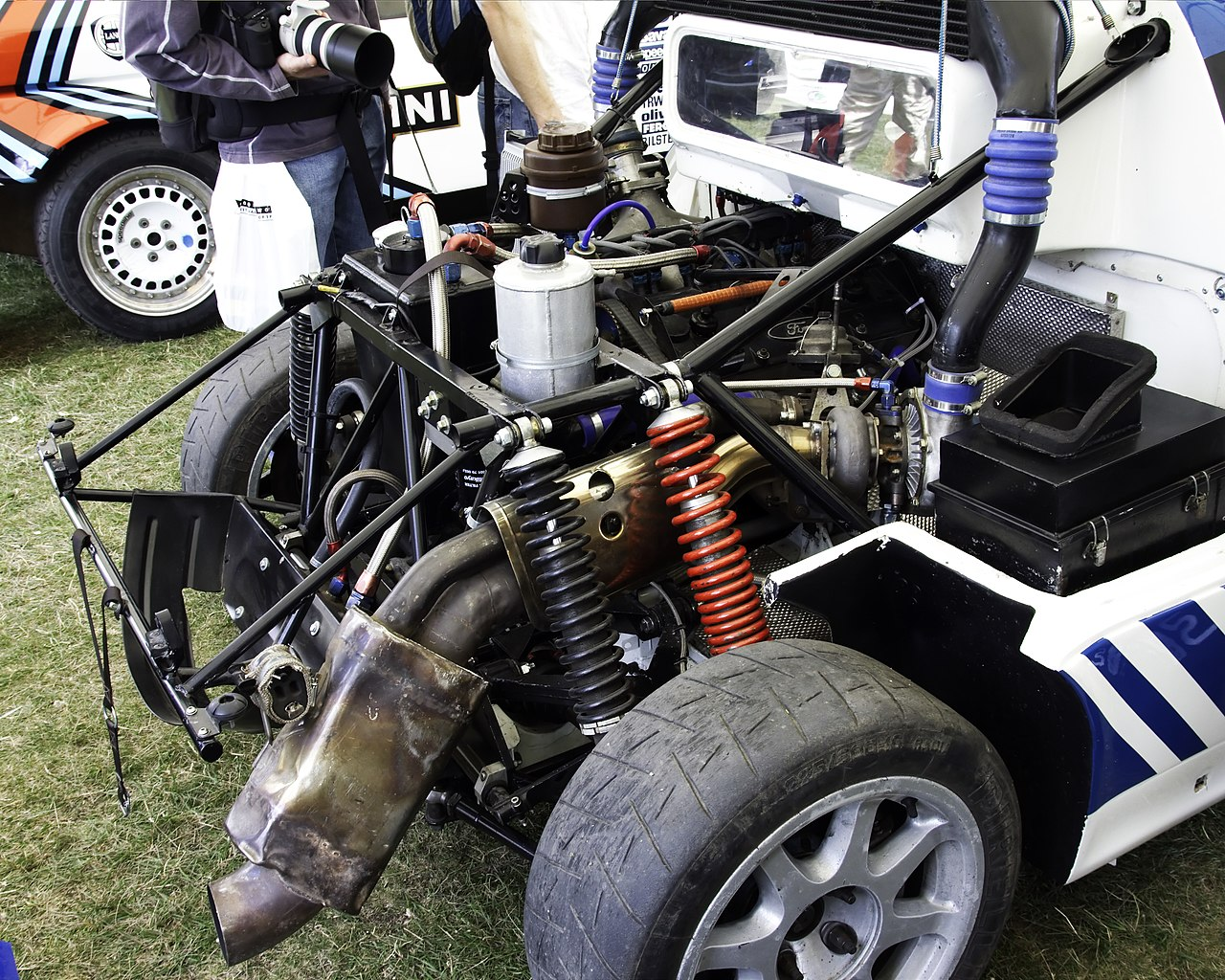 file ford rs200 engine flickr wikimedia commons. Black Bedroom Furniture Sets. Home Design Ideas