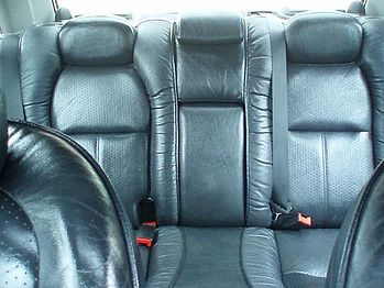 Ford Scorpio 1994-1998 Interior Raven Ultima