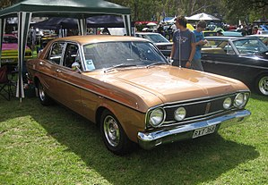 Ford Falcon GT - Image: Ford XT Falcon GT