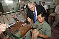 Former Foreign Minister, The Hon Kevin Rudd MP, visits the Ho Chi Minh City Orthopaedic and Rehabilitation Centre (10696694605).jpg