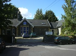 Former Midland Railway Station at Weston, Bath,UK 2006.jpg