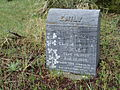 Fort Yellowstone Cemetery Headstones1.JPG