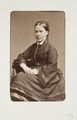 Fotografiporträtt på Natalie Bunzel - Hallwylska museet - 107673.tif