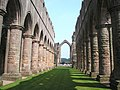 Fountains Abbey Nave - geograph.org.uk - 464332.jpg