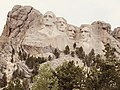 Four of America's most famous and recognizable presidents in Mount Rushmore.jpg