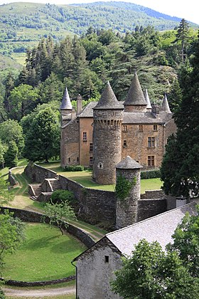 Image illustrative de l'article Château du Champ