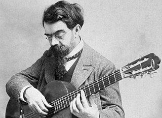Spanish composer and classical guitarist
