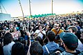 Frank Carter & The Rattlesnakes, Adidas Originals stage 3.jpg