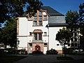 Frankfurt, Frankfurter Schule für Bekleidung und Mode.JPG