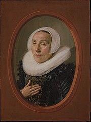 Portrait of Anna van der Aar