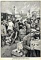 Franz Müller-Münster - Geflügelmarkt am Schlesischen Bahnhof zu Berlin, 1895.jpg
