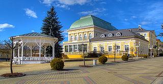 Františkovy Lázně Town in Czech Republic