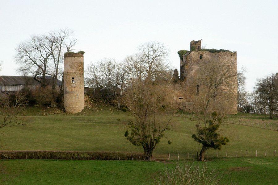 Frasnay-Reugny, château du Ravier