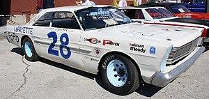Holman Moody - 1965 Ford Galaxy or replica