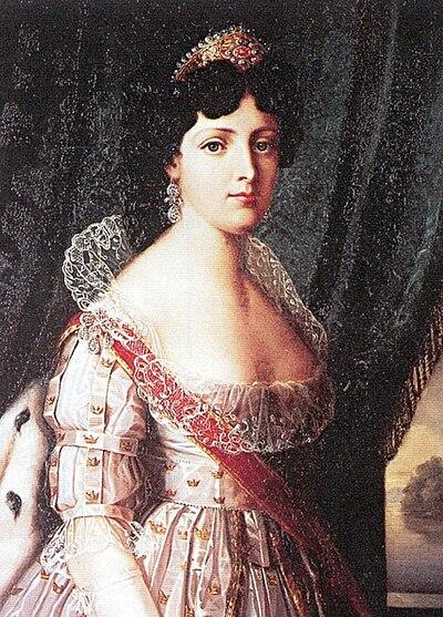 Fredrika av Baden, drottning 1797–1809