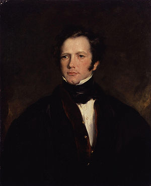 Frederick Marryat - Portrait by John Simpson, 1826