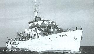 HMCS <i>Fredericton</i> (K245)