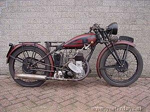 Frera - Frera Motoleggera 1931