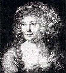 Partnerin: Königin Friederike Luise (Quelle: Wikimedia)