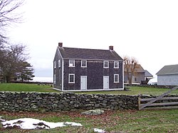 Friends Meeting House and Cemetery in Little Compton RI.jpg