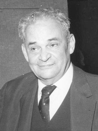 Fritz Kortner - in 1959