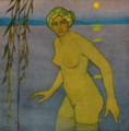 Fritz Erler - Mondnacht, 1914.png