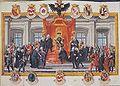 Fromiller - Huldigung der Stände vor Kaiser Karl VI.jpeg